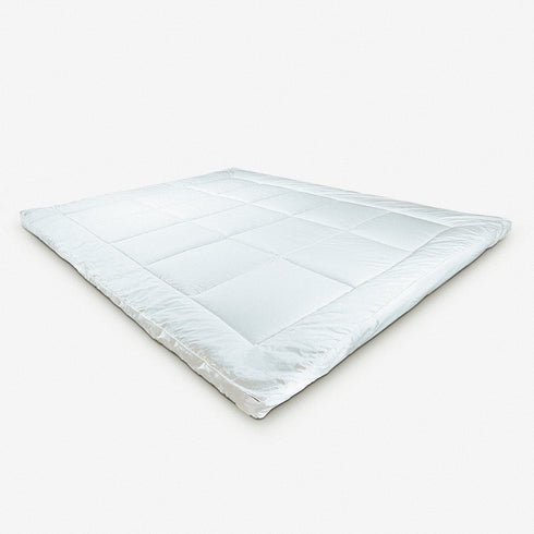 La'Marvel Mattress Topper White