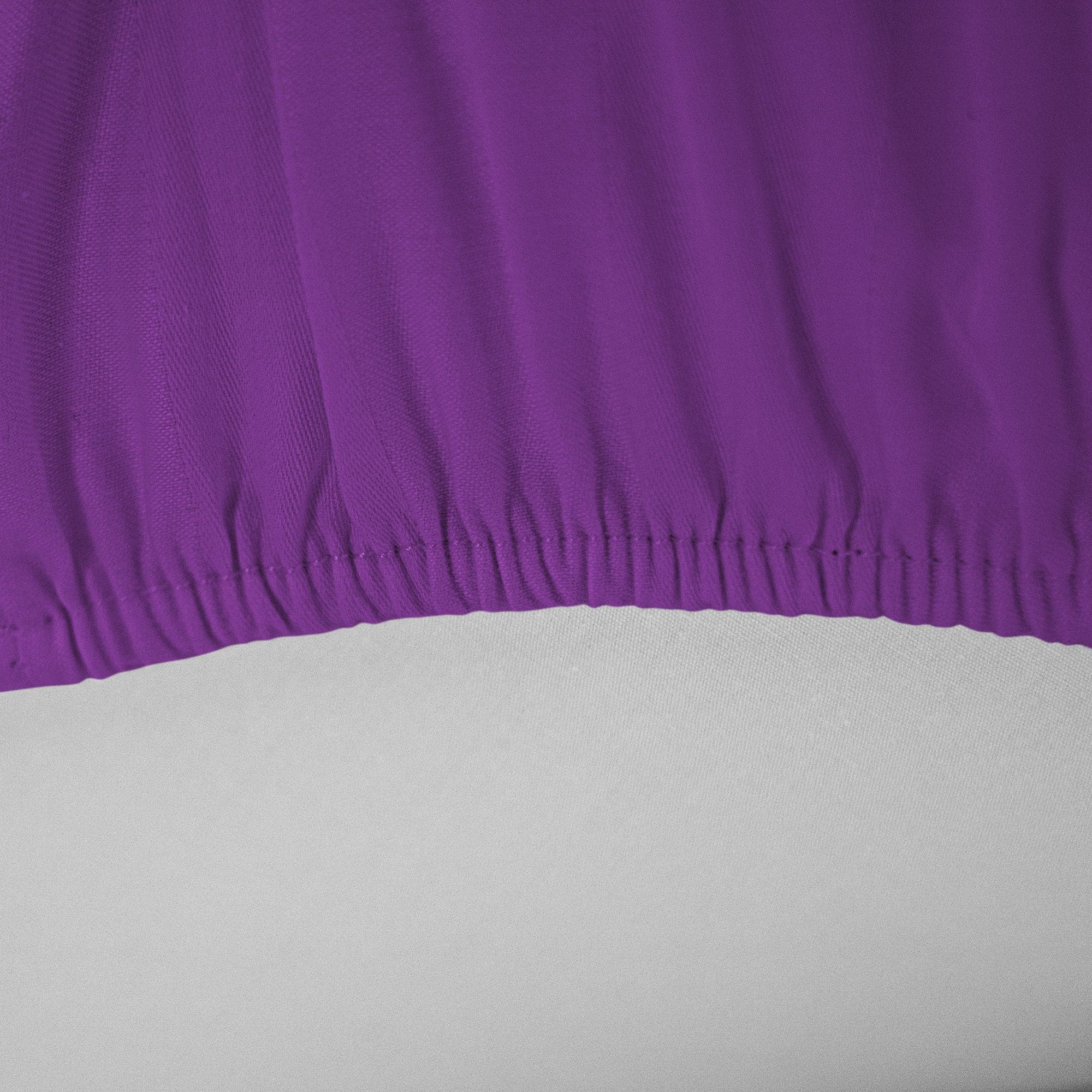 6 Pieces 3CM Hotel Stripes 100% Cotton Sateen Fitted Sheet with Duvet Cover Bedding Set in 300 Thread Counts