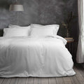 1 CM Hotel Stripe Bedding Bundle Set