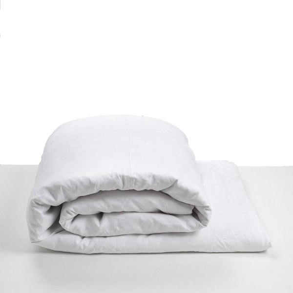 Poly-Cotton Percale 250 Thread Count Duvet Cover