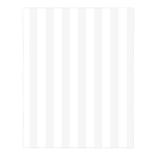 La'Marvel 3CM Hotel Stripes Flat bed Sheets