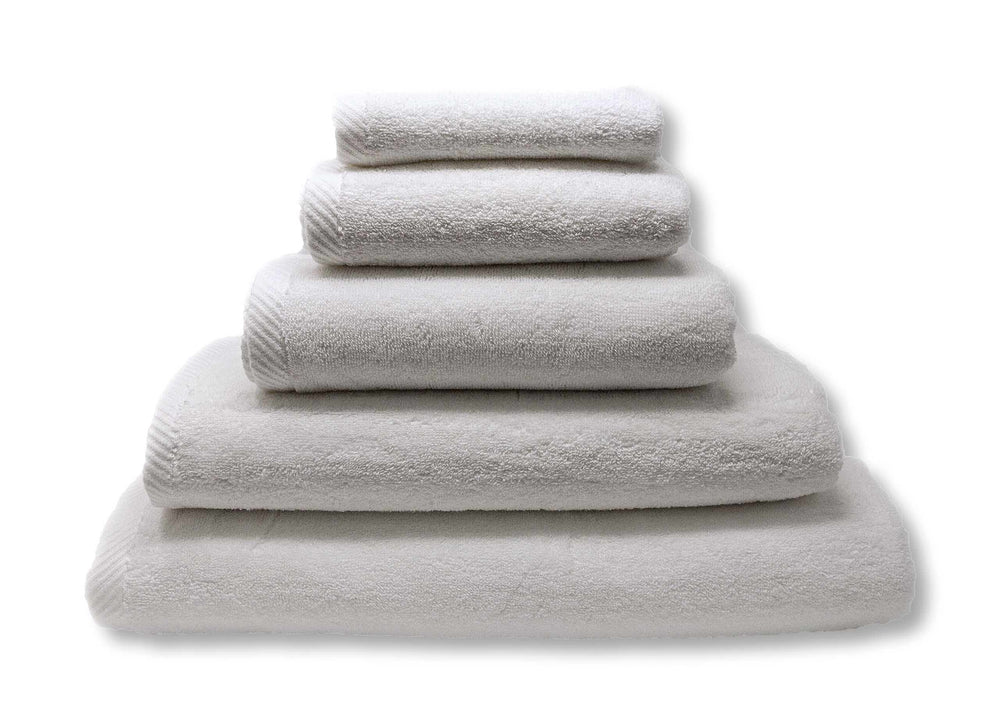 La'Marvel Luxury White Hotel Towels - La'Marvel