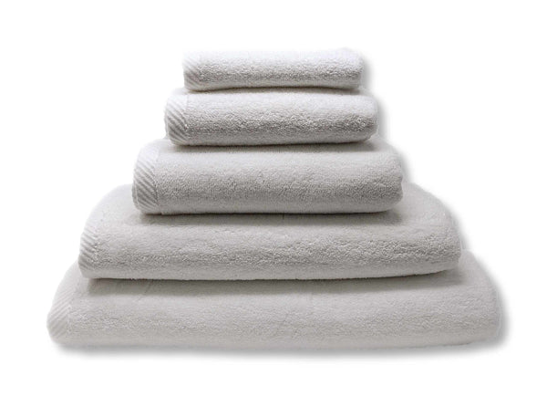 La'Marvel Luxury White Hotel Towels