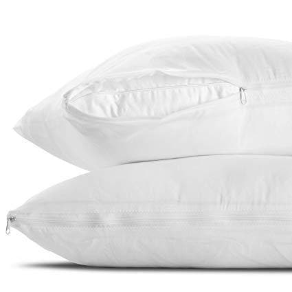 La'Marvel Pillow Protector White