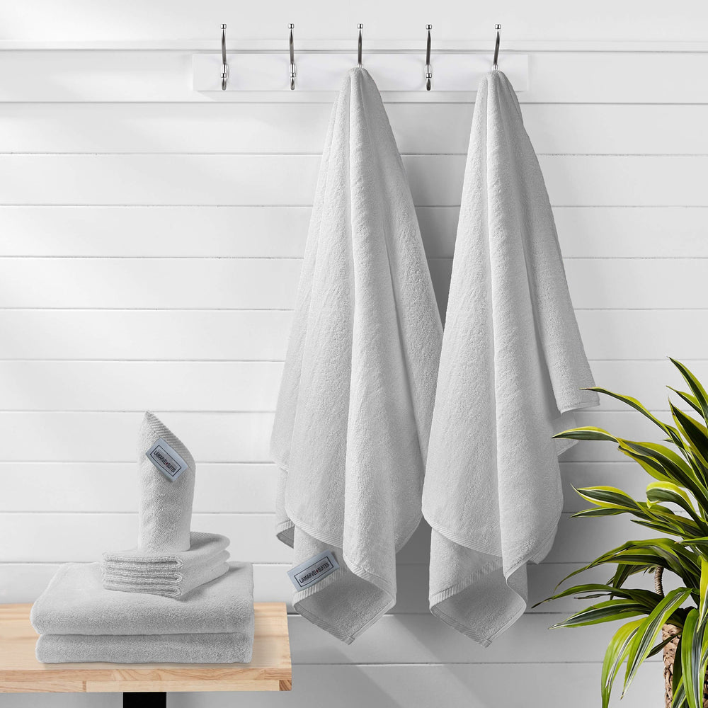 La'Marvel Luxury Hotel Towels Hand Towel Big set of 2 Pieces
