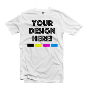 Custom T Shirt  - Design your own T-shirt