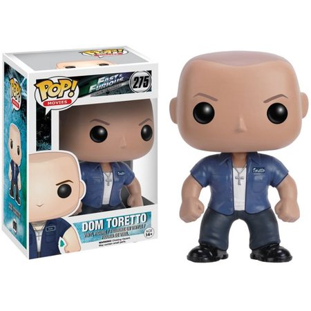 Dom Toretto Funko Pop