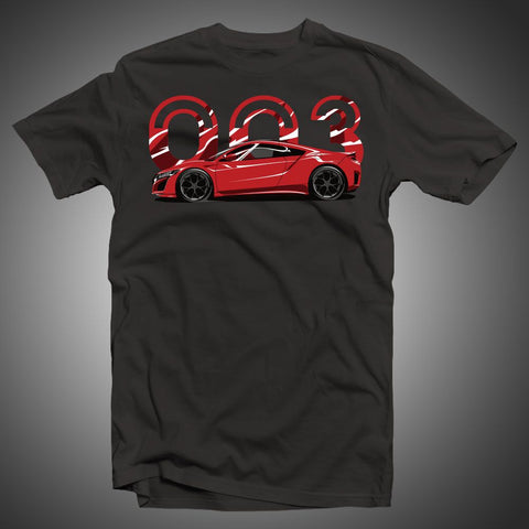 Jay Leno NSX Collaboration T-Shirt