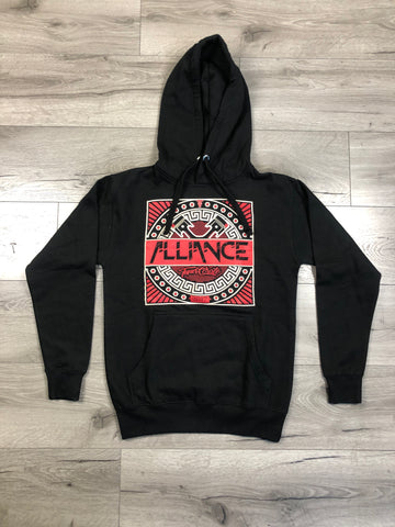 Alliance Collaboration Hoodie
