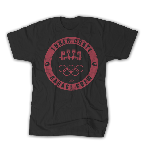 TunerCrate Olympic T-Shirt