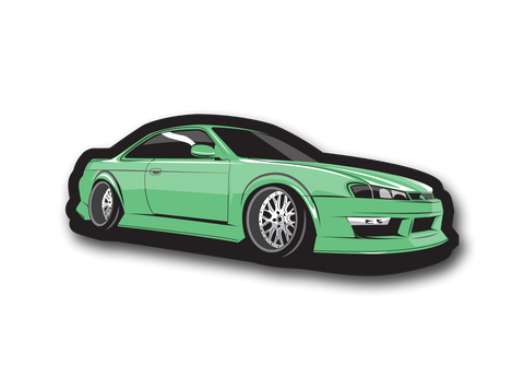 Mean S14 Sticker