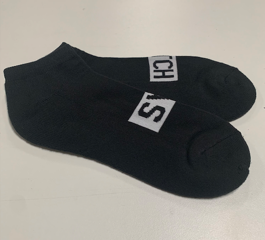 Gas Clutch Ankle Socks