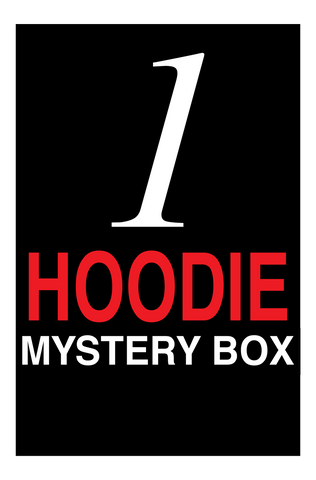 1 Hoodie Mystery Box - Warehouse Sale