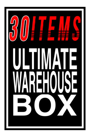 ULTIMATE WAREHOUSE BOX - Warehouse Sale