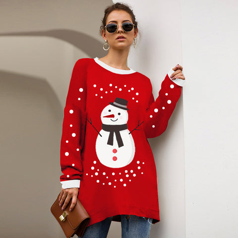 Cling To Me Sweater Dress