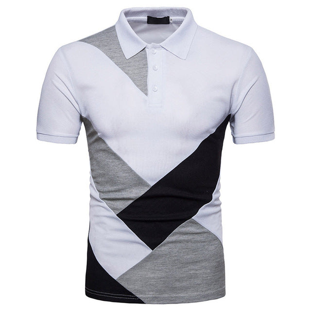 Turn Down Collar Button Slim Fit - NuRivals.com,  Turn Down Collar Button Slim Fit, , NU Rivals, Nu Rivals
