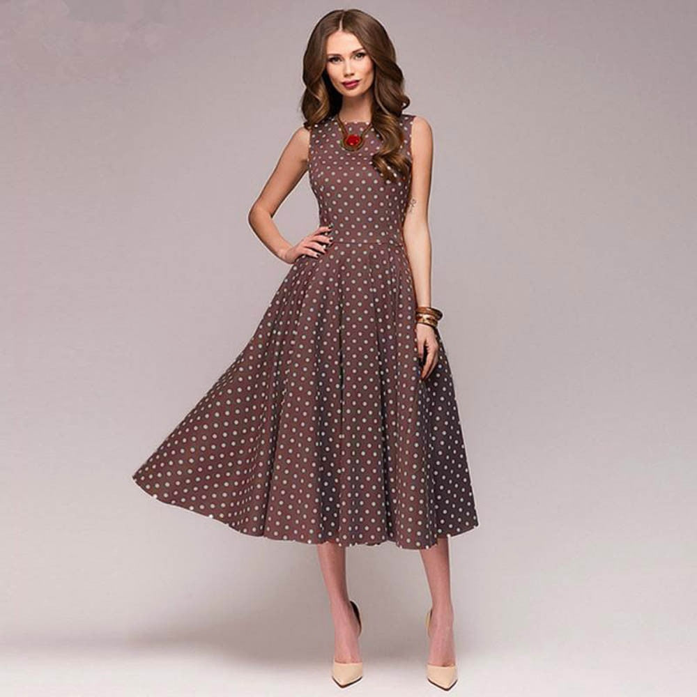 """Spot Me"" Cute Floral Dress - Dashing Beauty,  ""Spot Me"" Cute Floral Dress, , NU Rivals, Dashing Beauty"