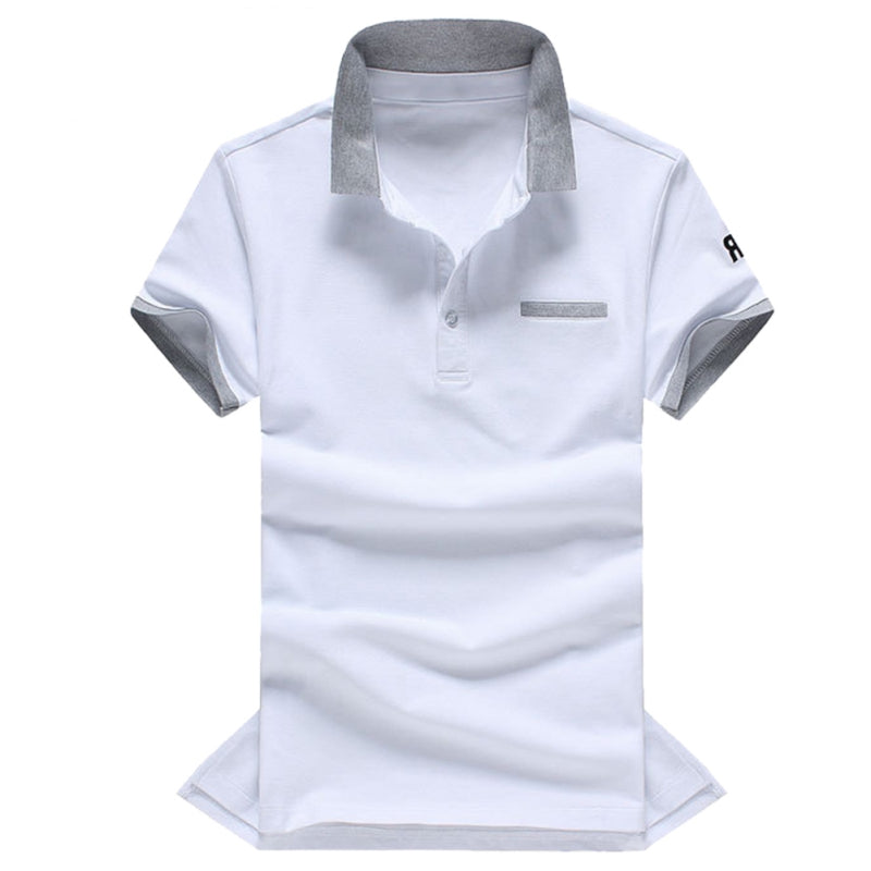 Men Polos Short Sleeve - Dashing Beauty,  Men Polos Short Sleeve, , NU Rivals, Dashing Beauty