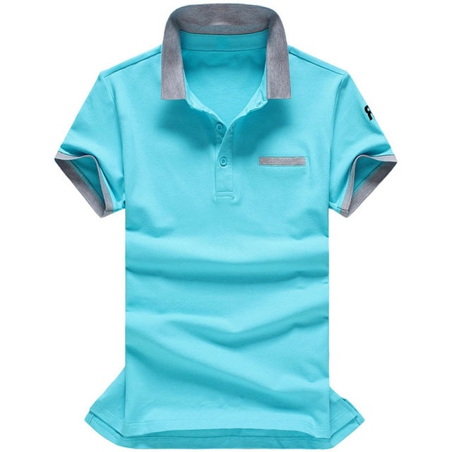 Men Polos Short Sleeve - Dashing Beauty,  Men Polos Short Sleeve, , NU Rivals, NU Rivals