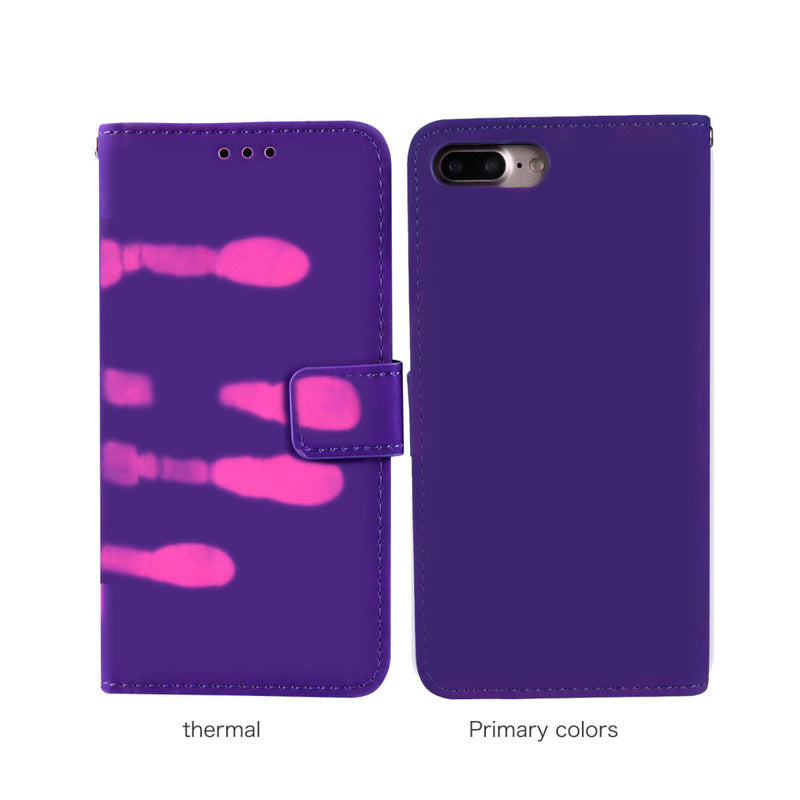 Samsung Galaxy Heat Sensitive Thermal Color Changing Case