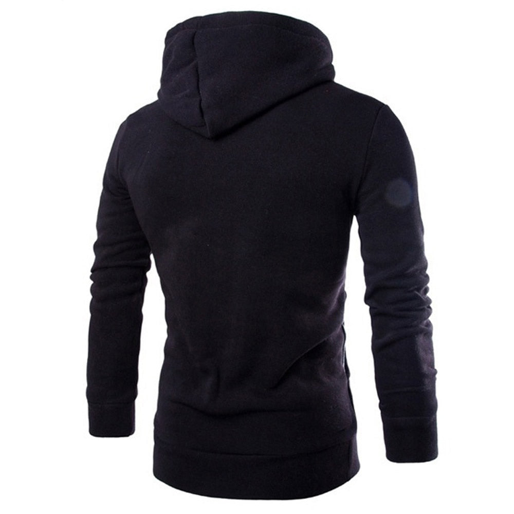 Men long sleeve zipper hoodie - NuRivals.com,  Men long sleeve zipper hoodie, , NU Rivals, NU Rivals