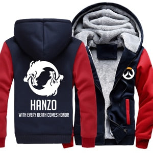 Men / Women Game Jacket for  Hanzo Reaper - NuRivals.com,  Men / Women Game Jacket for  Hanzo Reaper, , NU Rivals, NU Rivals