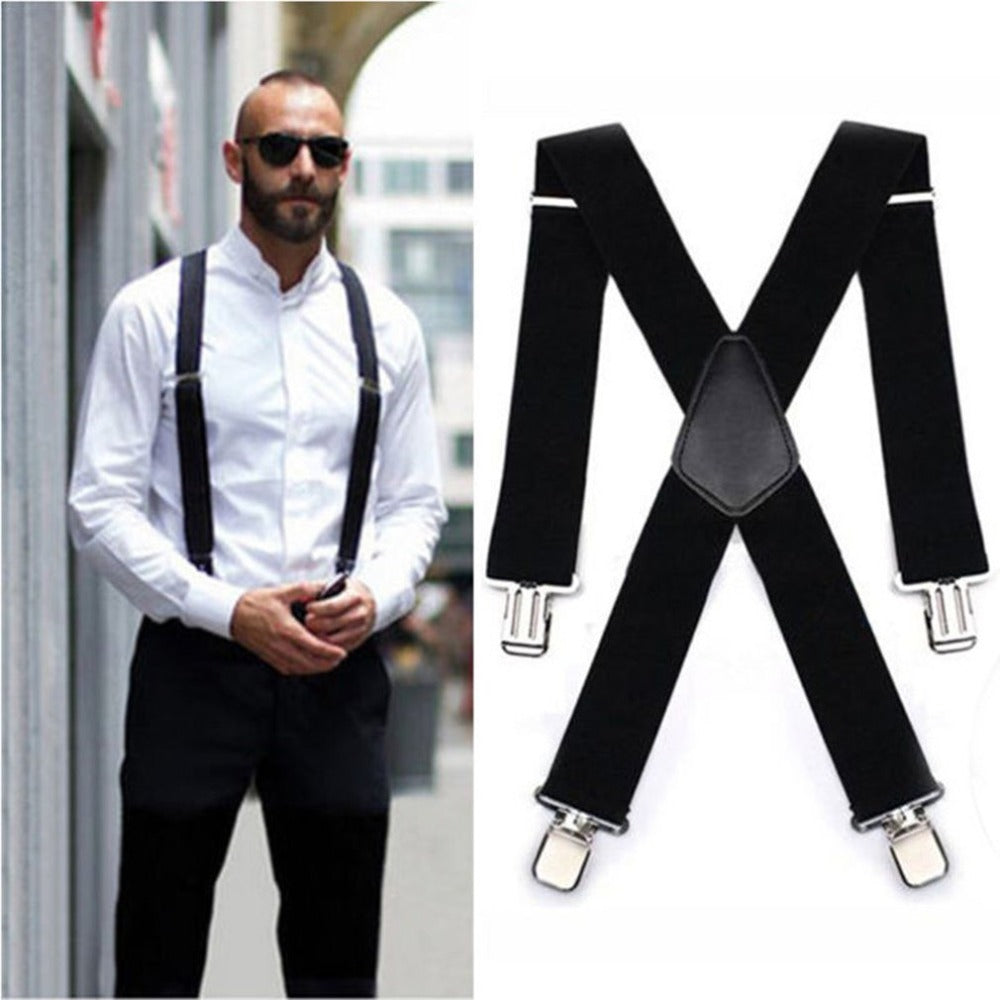 Classic Suspenders - Dashing Beauty,  Classic Suspenders, , NU Rivals, Dashing Beauty