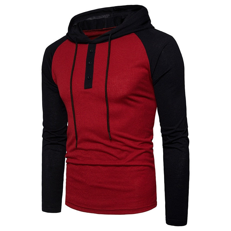 Casual Hooded Shirt - NuRivals.com,  Casual Hooded Shirt, , NU Rivals, Nu Rivals