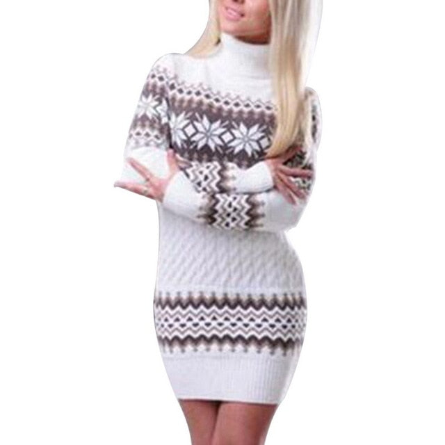 Cling To Me Sweater Dress - NuRivals.com,  Cling To Me Sweater Dress, , Nu Rivals, Nu Rivals