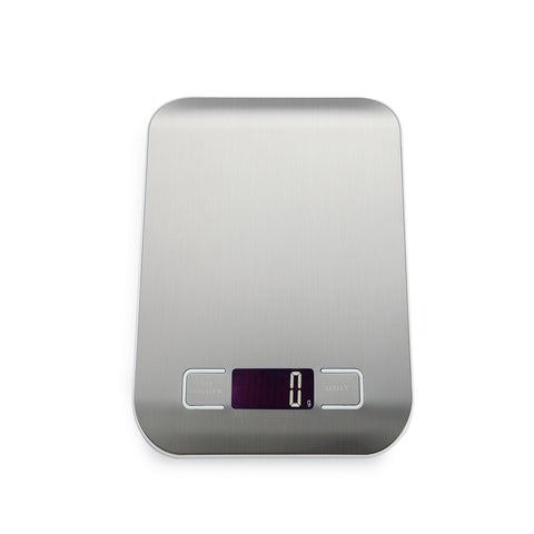 BEST BUY! 10kg Ultra Slim Digital Kitchen Scales Weighing Surface 10000g/1g LCD Kitchen Scales - UpTechMart