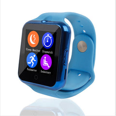 2017 Most Popular Bluetooth Children's Smart Watch Phone C88 Sync Intelligent Clock Support SIM