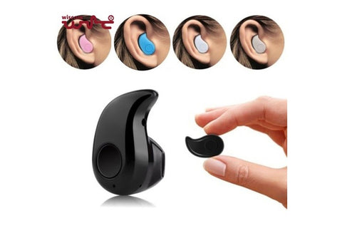 DEAL! Mini Wireless Bluetooth 4.0 Stereo In-Ear Headset Earphone Earpiece - UpTechMart