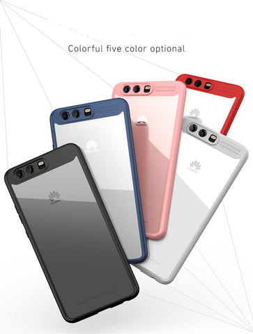 DEAL! 5 Colors Full Protective Slim Acrylic Case for iPhone 7 6 6s plus, Samsung Galaxy s8 s8 Etc - UpTechMart