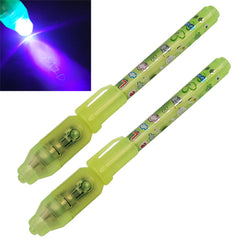 AFFORDABLE! Invisible Security UV Marker LED Pen Gadget Ultraviolet - UpTechMart
