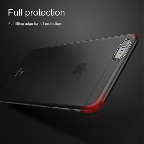 Baseus Original Case For Apple iPhone 6 6s Plus Phone Case Luxury Wing Slim Cover - UpTechMart