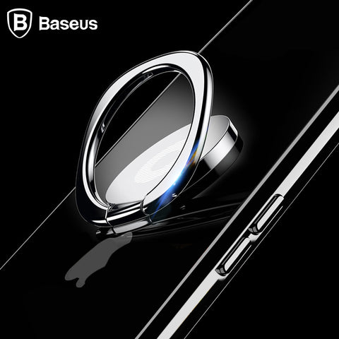 TOP Baseus Universal Magnetic Mobile Phone Holder 360 Degree Rotation Bracket Stand - UpTechMart