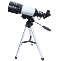 BEST! Professional Astronomy Telescope Tripod Adjustable, Barlow Lens
