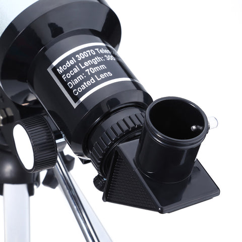 BEST! Professional Astronomy Telescope Tripod Adjustable, Barlow Lens - UpTechMart