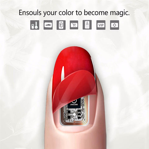 INCREDIBLE! Smart Nail, Inductive IC CARD, No Charge, Waterproof Smart Wearable Gadget - UpTechMart