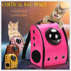 Image of NEW! High Quality Pet Space Backpack Dog, Cat Travel Carrier Bag - UpTechMart