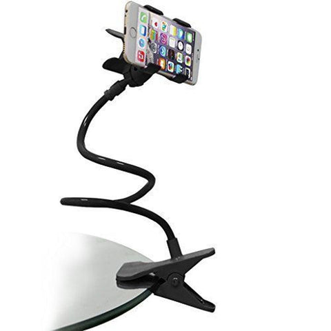 Universal 360 Rotating Flexible Long Arm Lazy Phone Holder - UpTechMart