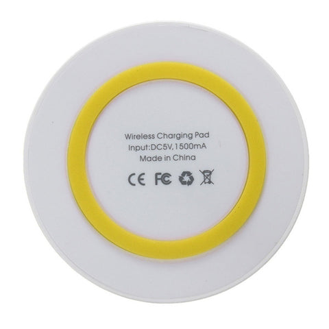 Universal Phone Wireless Charging Power Pad For Mobile Phones Wireless Charger - UpTechMart