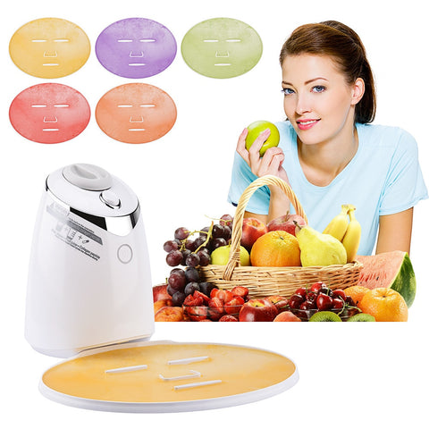 FRUITS, VEGETABLES, AND TEA COLLAGEN FACE MASK MAKER - UpTechMart
