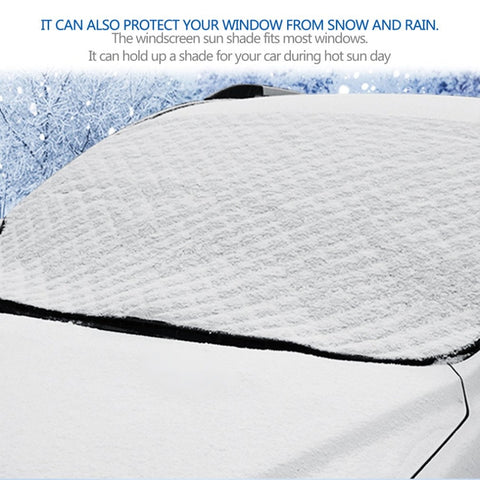 Car Magnetic Windshield Snow Cover - UpTechMart