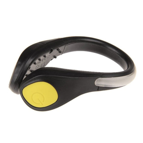 NIFTY! Outdoor Bicycle LED Luminous Safety Running Shoe Clips Warning Lamp - UpTechMart