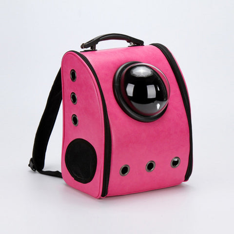 NEW! High Quality Pet Space Backpack Dog, Cat Travel Carrier Bag - UpTechMart