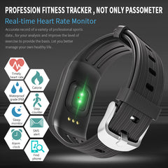 GREAT! Real-time Fitness Tracker Watch Waterproof Wireless Heart Rate Monitor