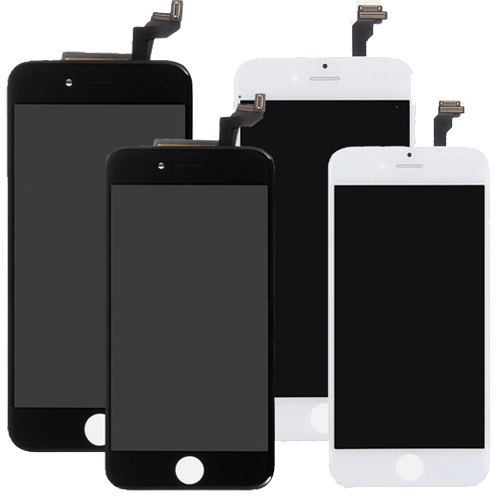 LCD Screens for iPhone