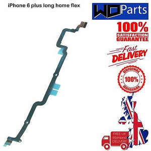 "For iPhone 6 Plus 5.5"" Home Button Long Main Flex Cable Replacement Part Repair"