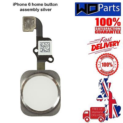 Genuine Apple iPhone 6 Home Button Assembly Part